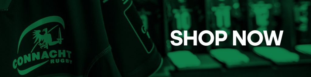 Connacht Rugby and BLK Sport Launch New Alternate Kit - Elverys