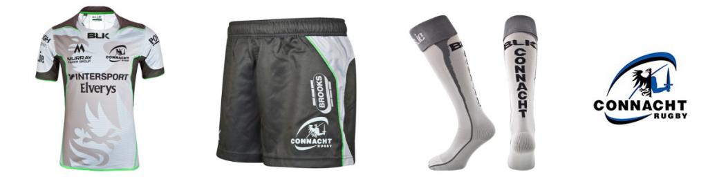 Connacht Rugby and BLK Sport Launch European Jersey 2018/19