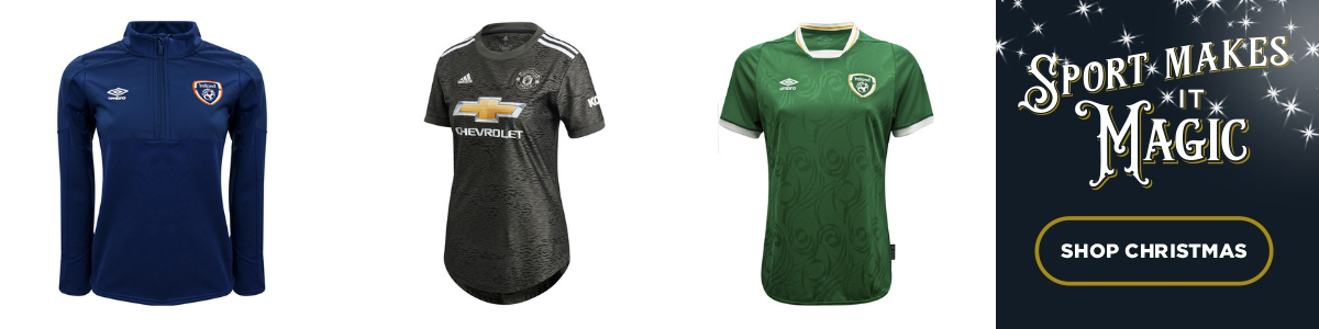3 Product images - Shop Ireland FAI , Manchester United jerseys and clothing