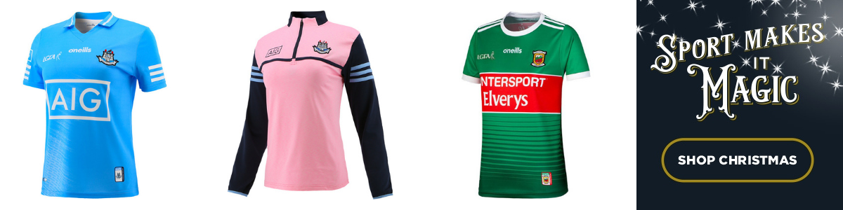 3 Product images - Shop GAA Dublin and Mayo