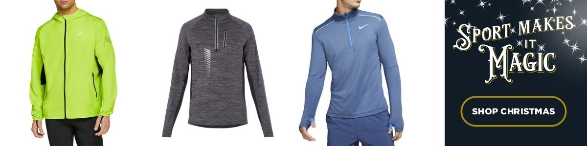 3 Product images - shop running clothing from asics and nike