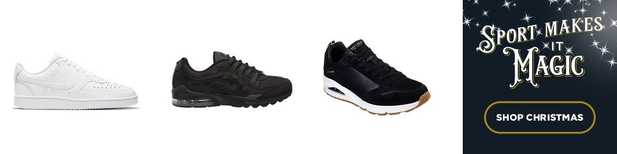 3 Product images -Shop Nike and Skechers style trainers