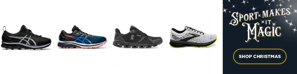 Product images - shop asics, brooks and on running