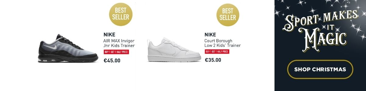 2 PRODUCT - NIKE TRAINERS - SHOP CHRISTMAS