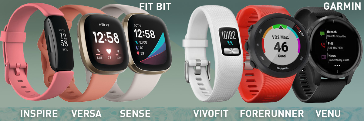What is the best smartwatch: Fitbit or Garmin