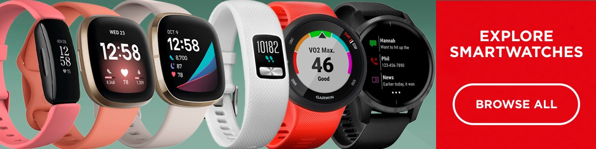 best smartwatch for you: fitbit or garmin