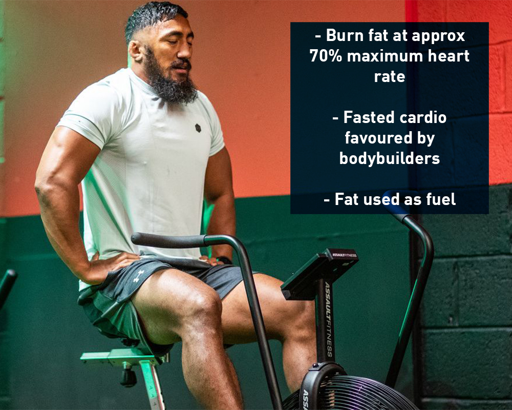 fasted cardio science